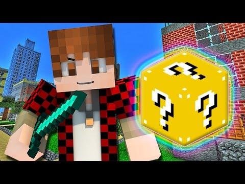 LUCKY BLOCKS HIGH SCHOOL vs FANS CHALLENGE! Minecraft Lucky Blocks Mod Top 5 Battle!