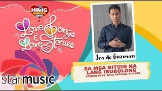Sa Mga Bituin Na Lang Ibubulong - JM De Guzman | Himig Handog 2018 (Official Lyric Video) chords | Guitaa.com