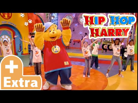 Do The Harry Warm Up | Extra | From Hip Hop Harry
