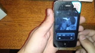 обзор гаджетов #1 IPHONE 4 ПОДДЕЛКА