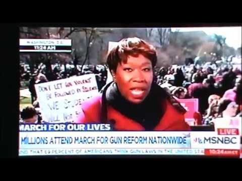 CMGUS VCR CLASSIC: PRE COVERAGE MARCH FOR OUR LIVES 24 MARCH 2018