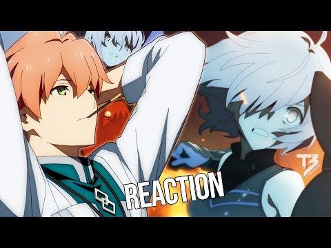 REACTION × REACCION - Fate Grand Order Zettai Majuu Sensen