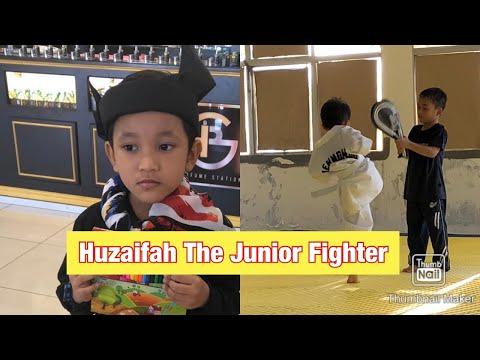 Kids Fighter: Fitness Training Teaser | SyafMan Studio