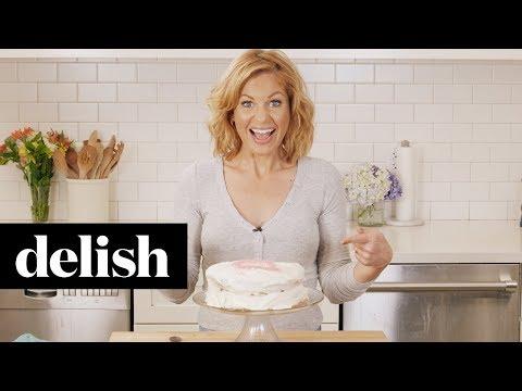Candace Cameron Bure's Carrot Cake  Delish