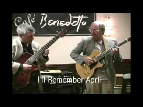 Cafe Benedetto Re-edited Video Complete Concert Vignola Ingram Bruno Pisano