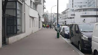 Crs Już Gazuje Obywateli - Paryż - Żółte kamizelki