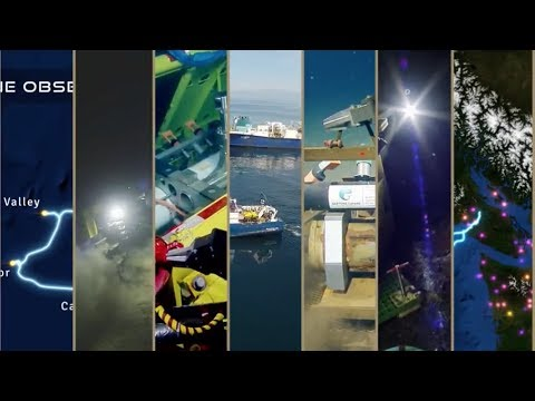 Expedition in 60 Seconds: Ocean Networks Canada | Nautilus L