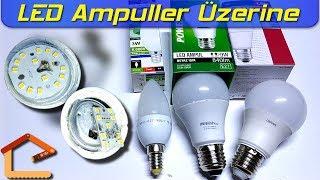 LED Ampuller Üzerine Detaylı İnceleme, Karşılaştırma ve Çalışma Testi #28
