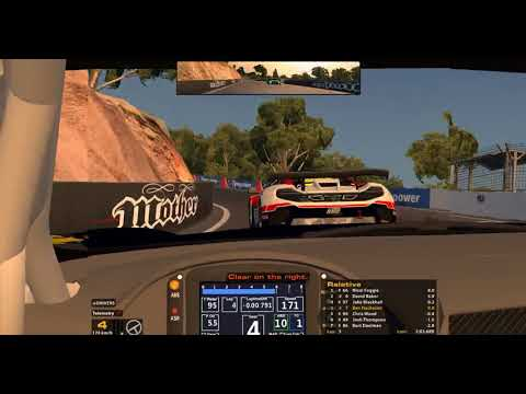 World GT3 Championship - Bathurst Race 1