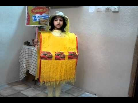 Noodles Fancy Dress Sumaiya Youtube