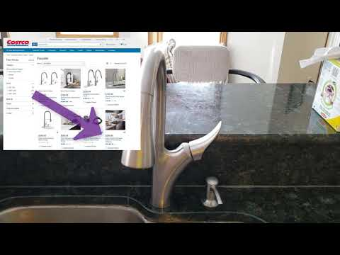 gappo touch kitchen faucet youtube