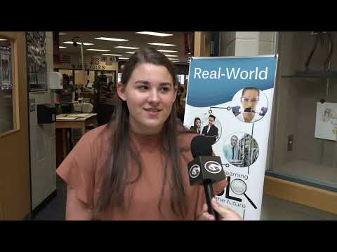Mock Interview at Chestatee High School