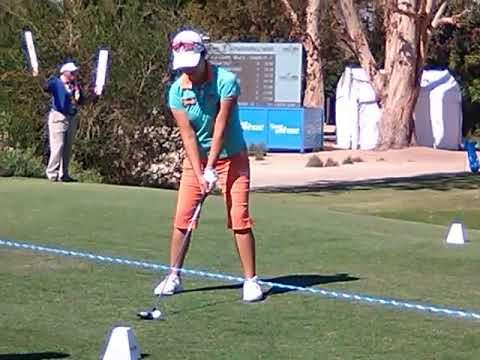 MEGAN KHANG @ LPGA HUGEL-JTBC LA Open , Wilshire Country Club