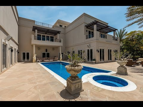 Exceptional Family Villa, Emirates Hills, Dubai, United Arab Emirates