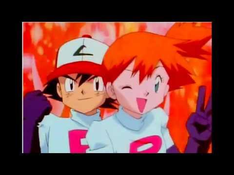 Ash, Misty and Brock Imitate Team Rocket Motto - YouTube