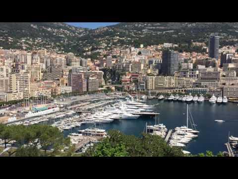 Monaco Port Hercule Monte Carlo Superyachts