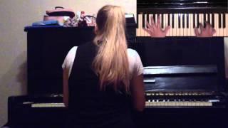 А На Море Белый Песок (Жанна Фриске Piano Cover)