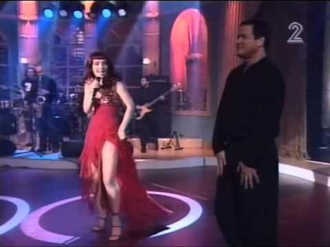 Natalia Oreiro - Cambio Dolor (Live In Israel @ Dudu Topaz Show)