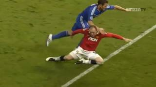 Download Video Manchester United 2 1 Chelsea   UCL Quarter finals, 2nd leg 2010 2011 ENG Commentary   YouTube MP3 3GP MP4