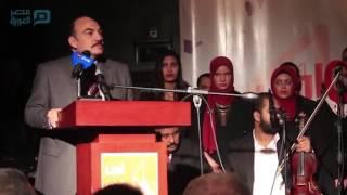 مصر العربية | محافظ الإسكندرية: افتتاح مركزي ثقافة في مناطق شعبية من حسن حظي