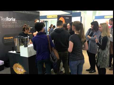 Teaforia at Caffe Culture in London   1080p
