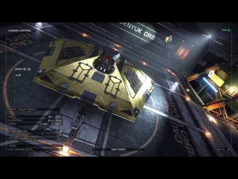 Elite Dangerous (Courier and haulage jobs with a bit of trading)