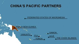 Chinese President Xi Jinping is expected to meet with leaders of eight Pacific Island countries