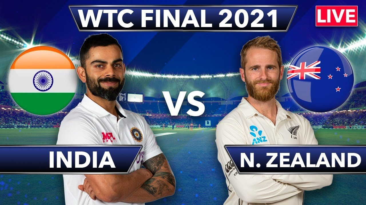 🔴Live WTC Final 2021: IND vs NZ Live Day 1   India vs New Zealand WTC Final 2021 Live