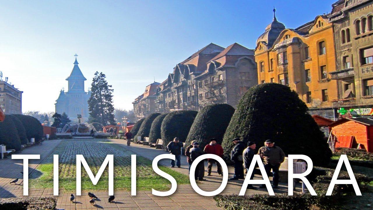 Timisoara, Romania | Timișoara, România
