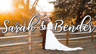 Congratulations Sarah & Bender !