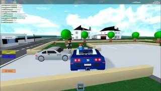 Breaking The Law!!! Roblox Grand Blox Auto wth/ yoyogamer100009