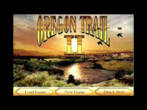 "Oregon Trail II Music - ""All Through The Night"" (Trading Post)"