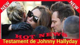 Testament de Johnny Hallyday : David et Laura Smet veulent empêcher la vente de Marnes-La-Coquette