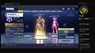 Fortnite stream with friend!!!!