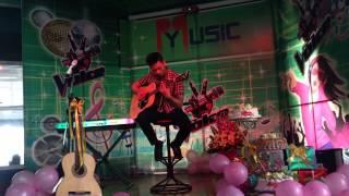 Đồng Thoại guitar by Hiệp Hài Hước