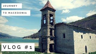 Macedonia VLOG #1   White COLLAR SLAV   Monthly Escapes
