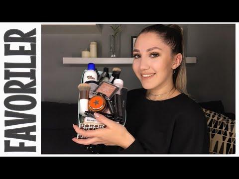 İlk Favoriler Videom! | Kozmetik, Cilt & Saç Bakım ve Daha Neler Neler | Kamera Arkası