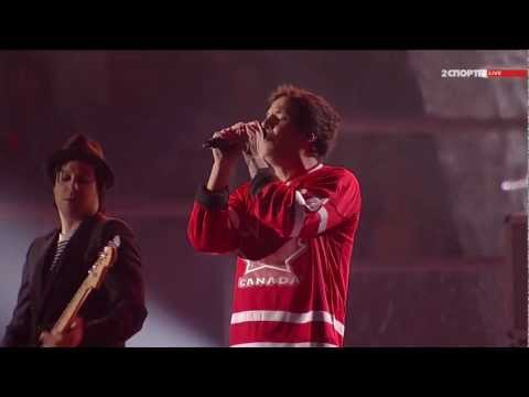 Simple Plan  Your Love Is A Lie Olympic Winter Games 2010HD