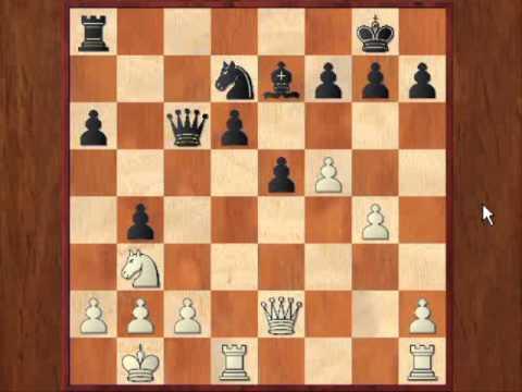 Chess News #17: Nepomniachtchi -- Van Wely, Dortmund 2008