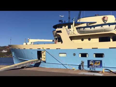 Design Isle Royale National Park's next passenger vessel