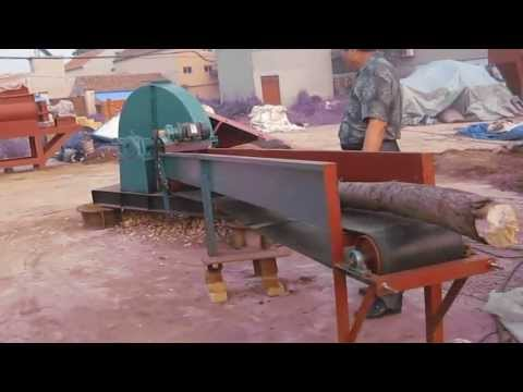 New Type Wood Chipper (with CE SGS ISO9001 Certificate)
