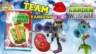 I Feel Like a Zombie! Sick Gameplay, Literally! PVZ Garden Warfare w/ Special Holiday Pack