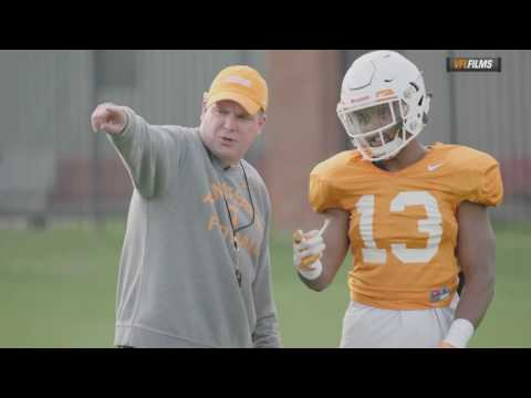 Defensive Coordinator Bob Shoop's Mind For Football