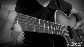 Sao ta lặng im - solo guitar