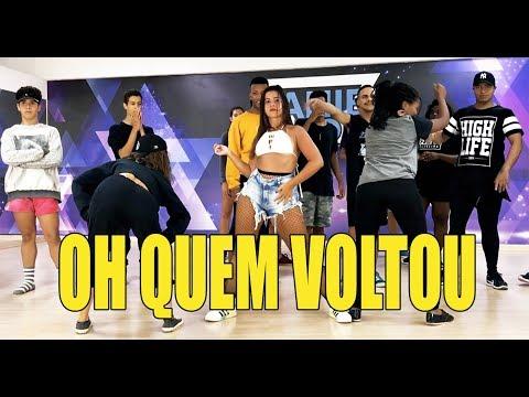 Oh Quem Voltou - Dani Russo ft. Pocahontas e Naiara Azevedo (COREOGRAFIA) Cleiton Oliveira