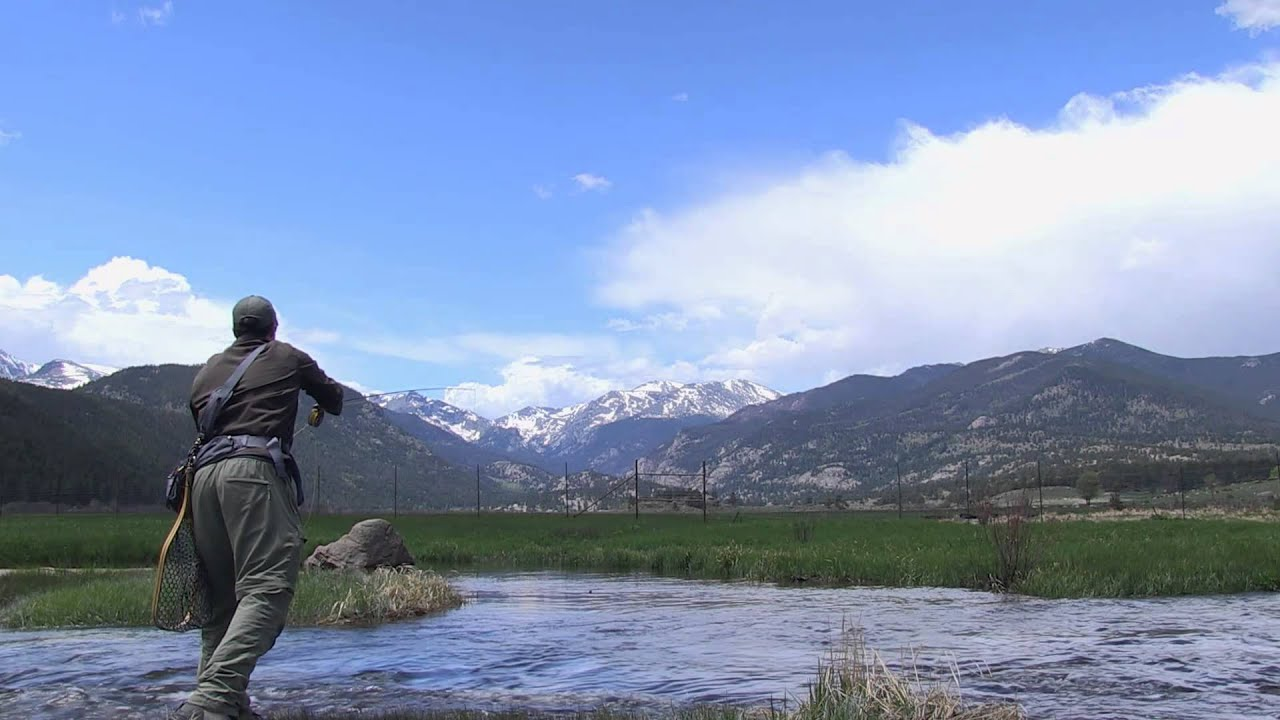 Fly Fishing Rocky Mountain National Park Movie Trailer 1
