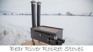 Intro to Bear River Rocket Stoves