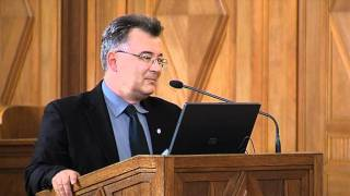 Prof. dr. Szabó Béla - Bizalmi válság - társadalomtudományi minikonferencia, Debreceni Egyetem Thumbnail