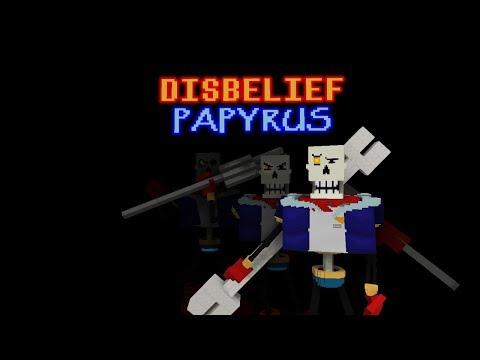 Backbone Papyrus Intro (mine Imator Recreation)