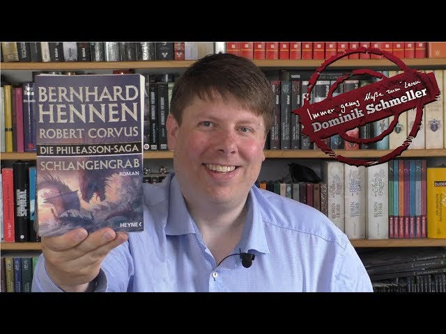 Schlangengrab - Phileasson Saga 5 - Buchbesprechung - Bernhard Hennen/Robert Corvus - Fantasy